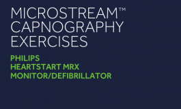 Microstream Capnography Exercises Philips Heartstart Mrx Monitor/Defibrillator